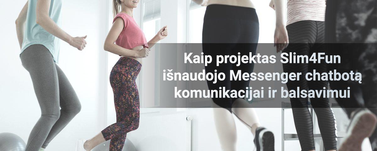 slim4fun messenger chatbotas
