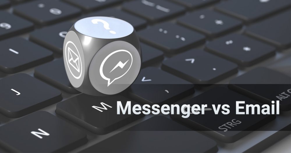Messenger marketingas